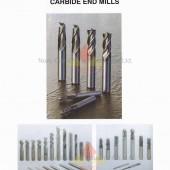 7.Carbide End Mills